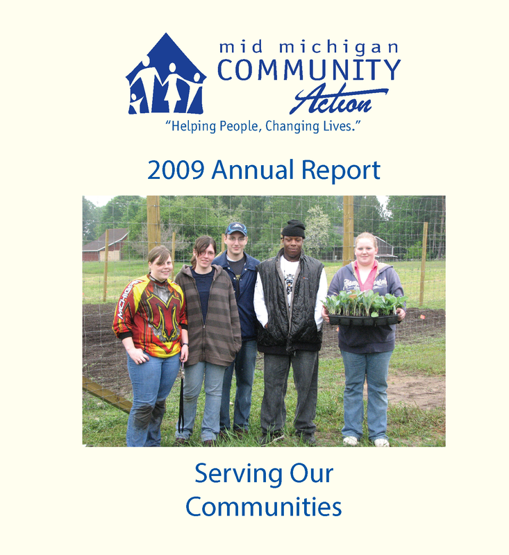 Annual Report 2009 Serving Our Communities