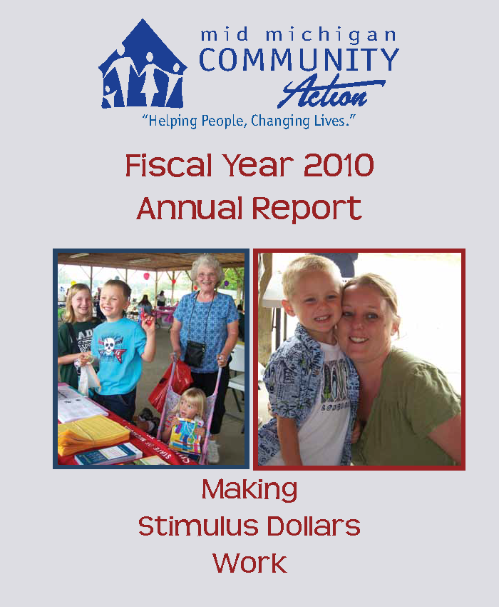 Annual Report 2010 Making Stimulus Dollars Work