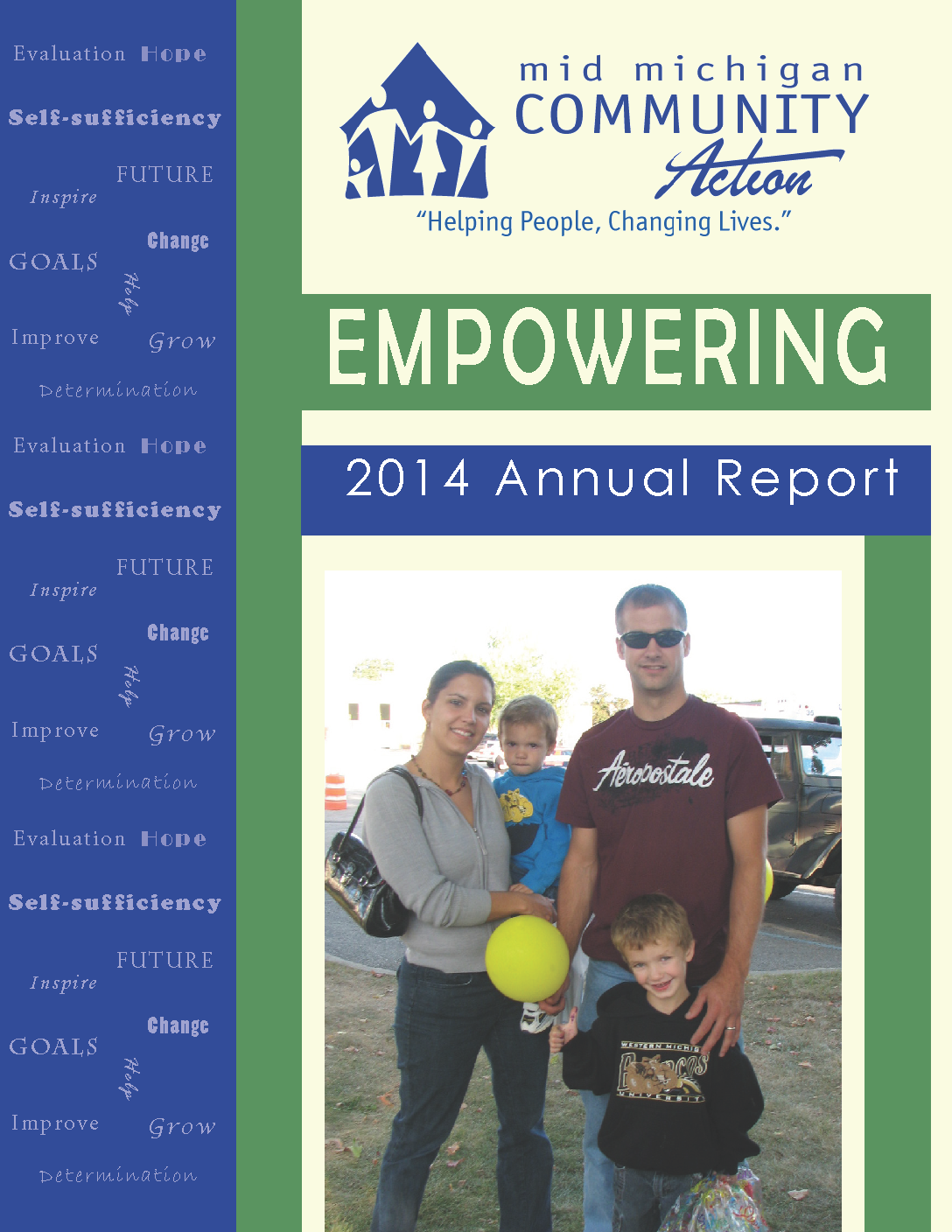 Annual Report 2014 Empowering